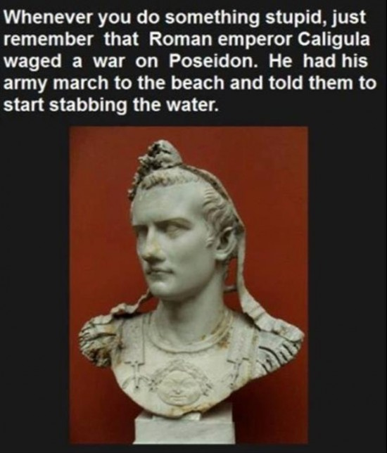 random stupid photo - poseidon